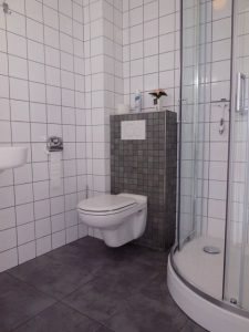 Appartement Petten Badkamer